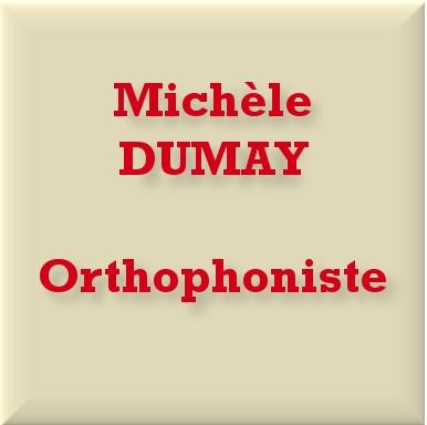 Michèle Dumay