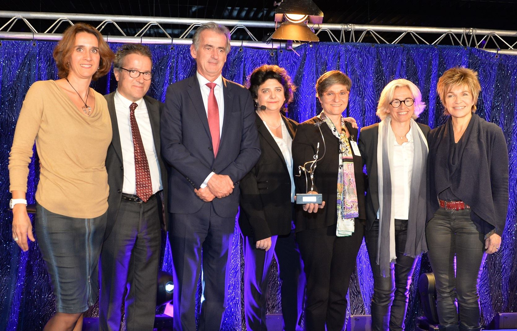 AuditionSolidarité remporte le Prix de la Fondation Air France 2015 !