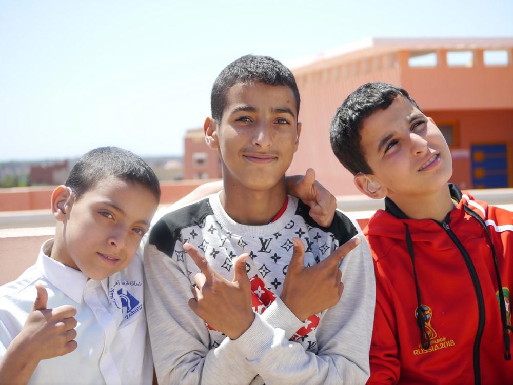 Mission Humanitaire au Maroc - Agadir 2018
