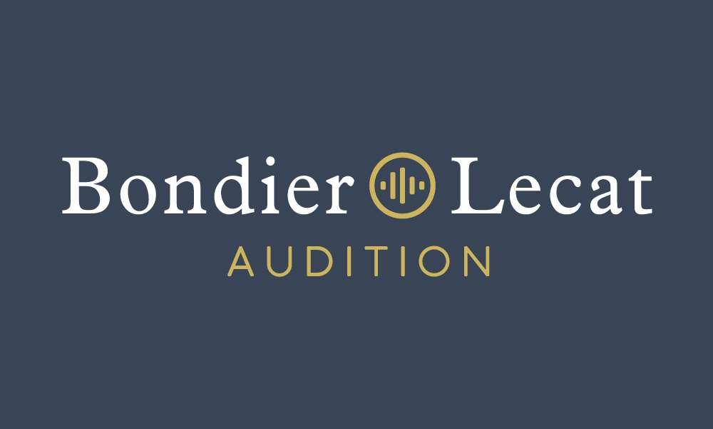 BONDIER-LECAT AUDITION