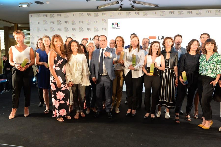 Les Lauréats du Concours National 2018 La France s'engage