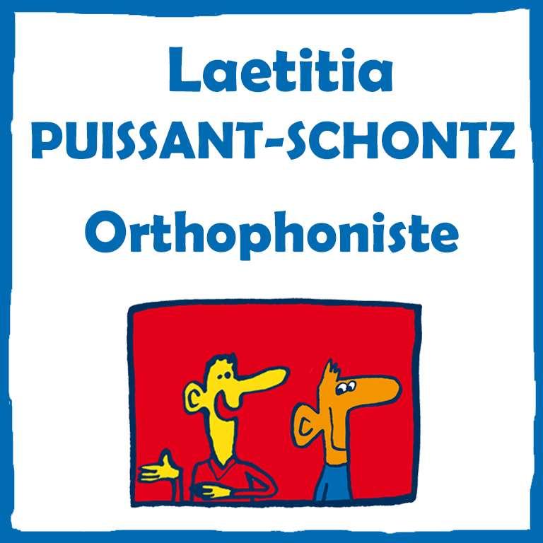 Laetitia PUISSANT-SCHONTZ